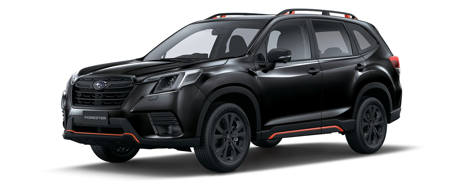 2022 Forester X Sport_Crystal Black Silica