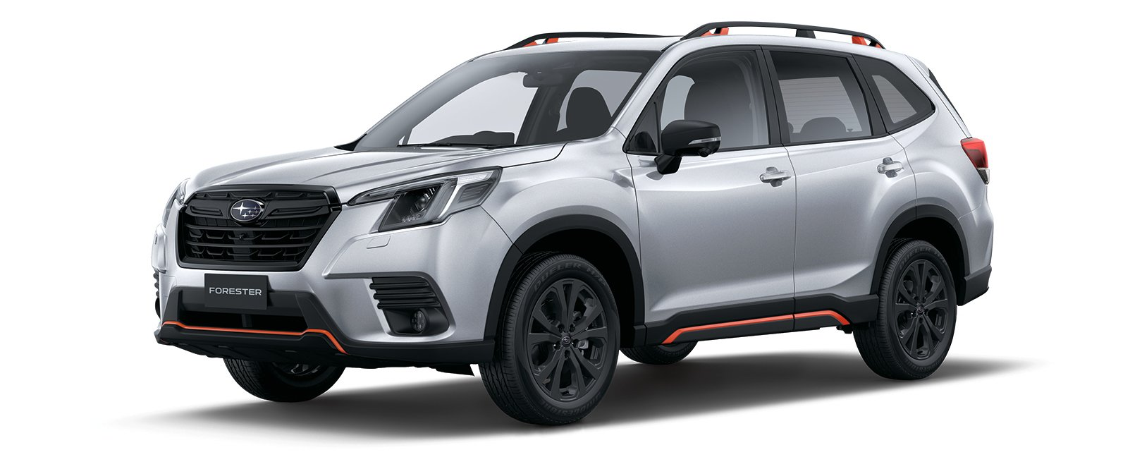 2022 Forester X Sport_Ice Silver Metallic