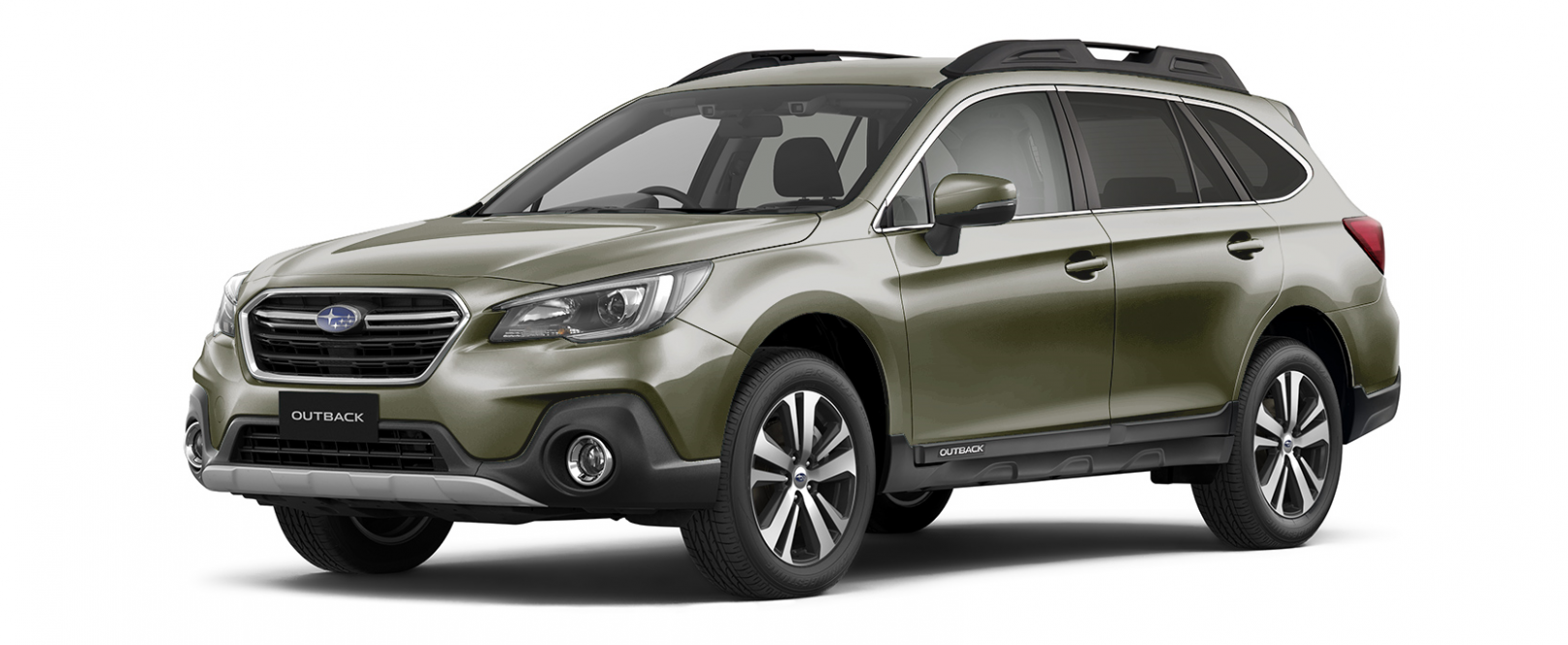 Outback 2.5i Sport Wilderness Green