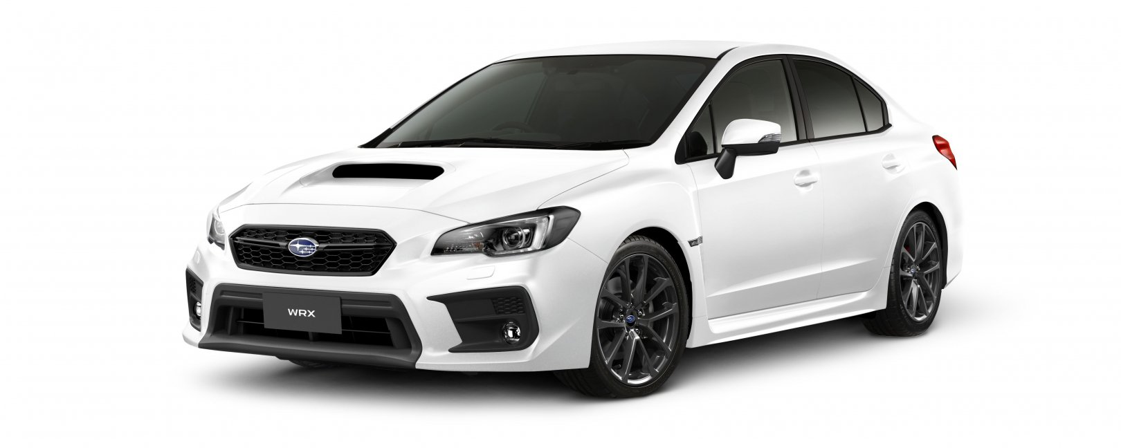 2020 WRX in crystal white