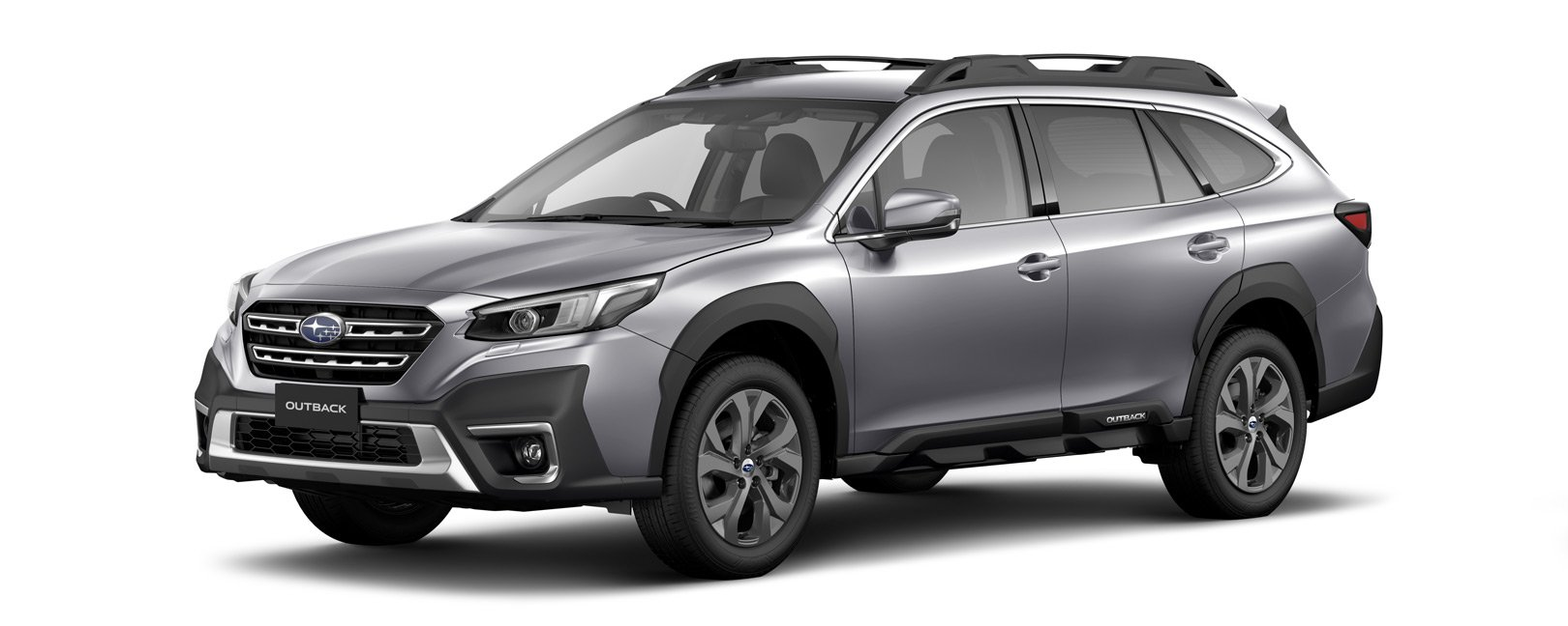 2021 Outback - ice silver