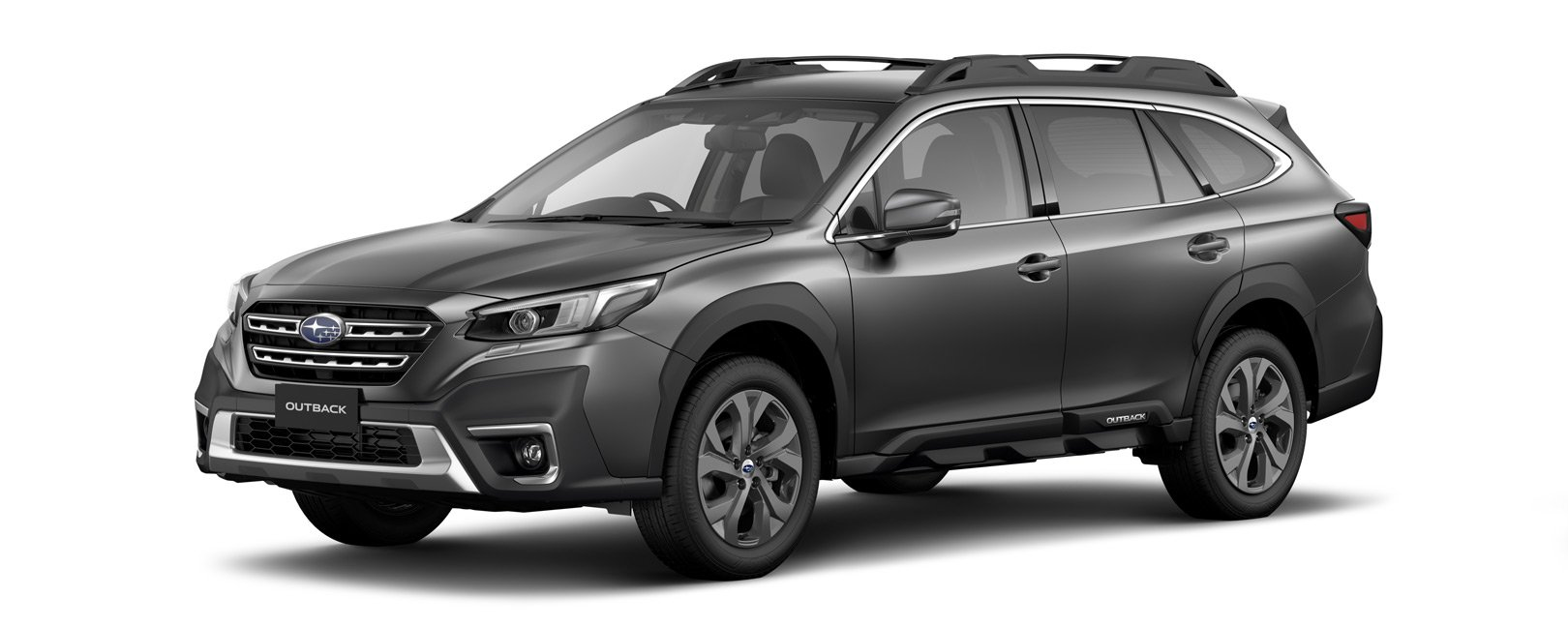 2021 Outback - magnetite grey