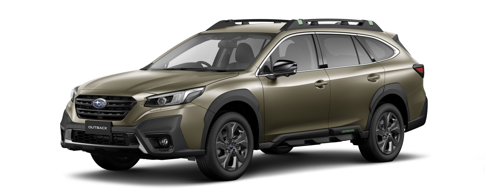 2021 Outback X - autumn green