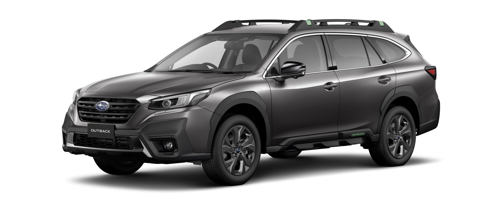 2021 Outback X - magnetite grey
