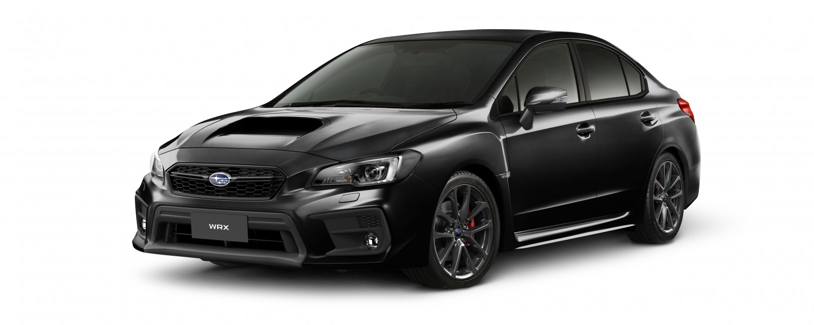 WRX Crystal Black