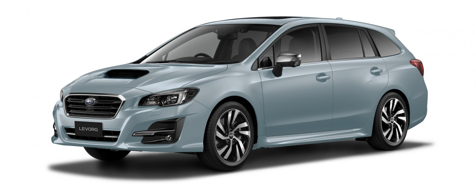 Subaru Levorg cool grey