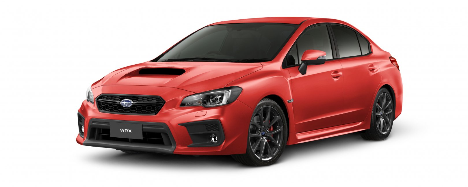 WRX Pure Red