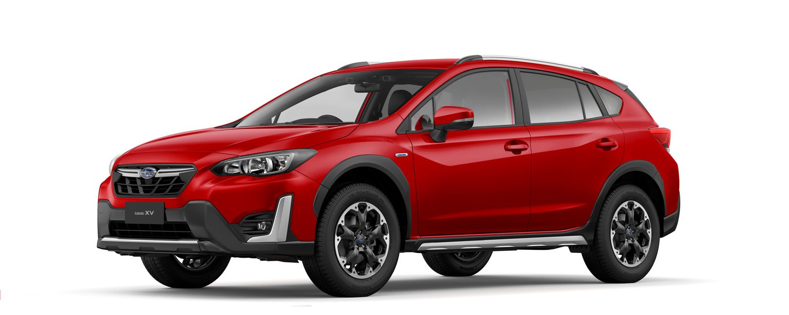 21 XV Hybrid pure red