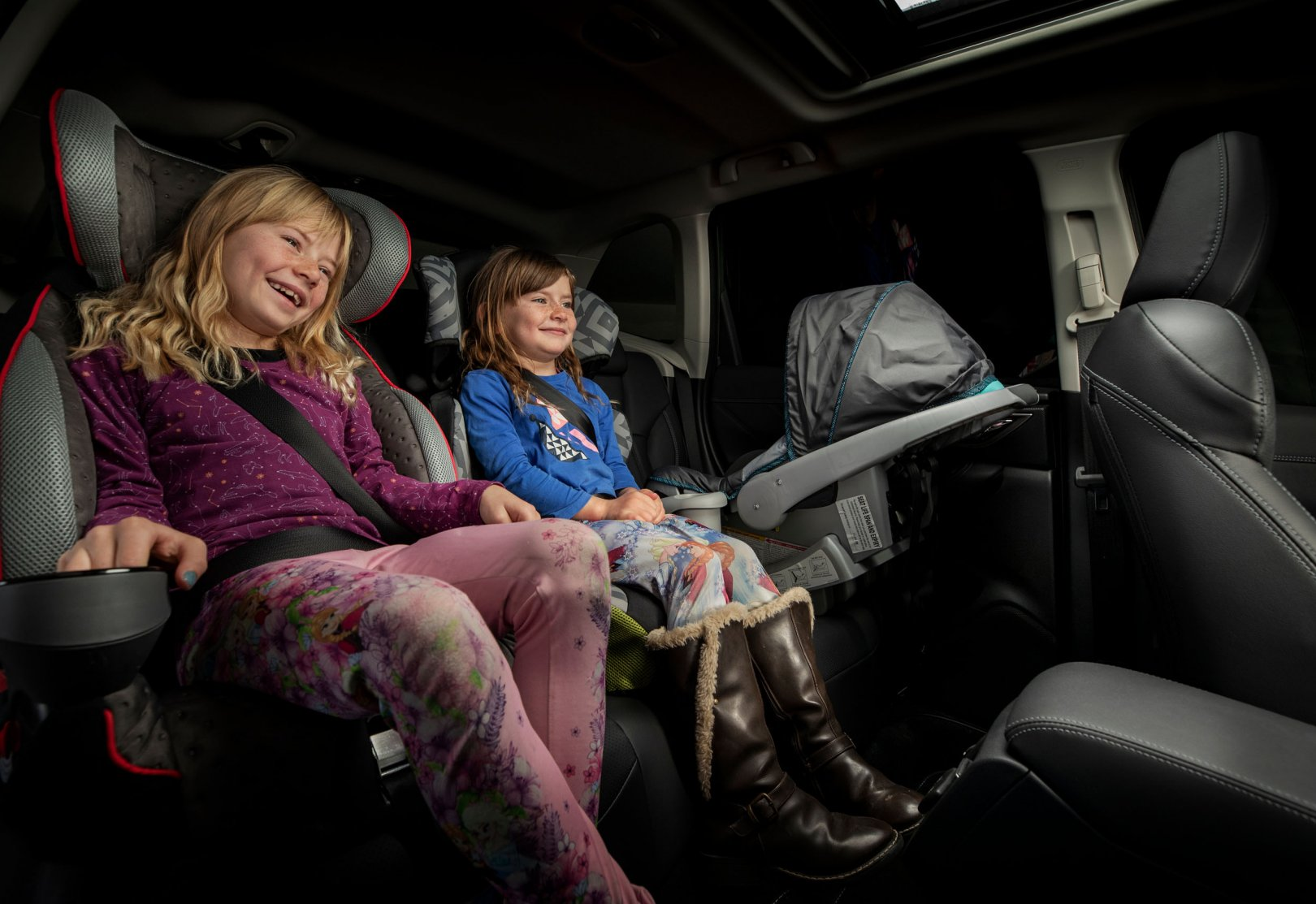2019 Subaru Forester family friendly interior