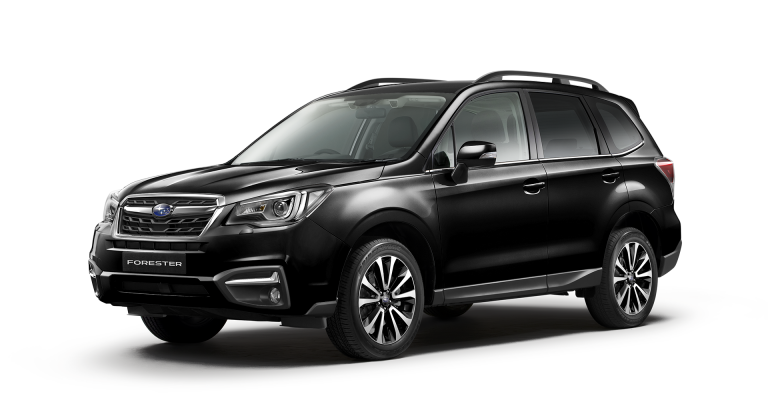 Forester 2.5i Premium Crystal Black Silica