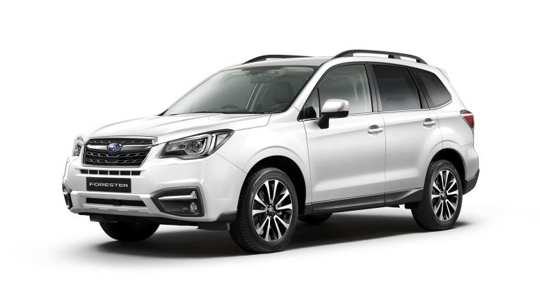 Forester 2.5i Premium Crystal White Pearl