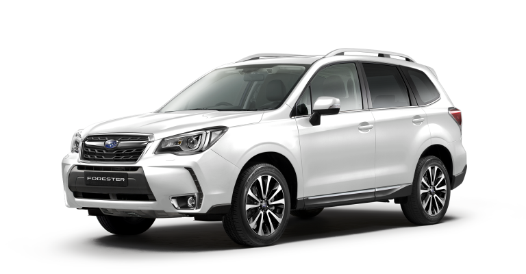 Forester 2.0XT Premium Crystal White Pearl