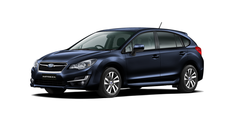 Impreza 2.0i S Edition Dark Blue Pearl