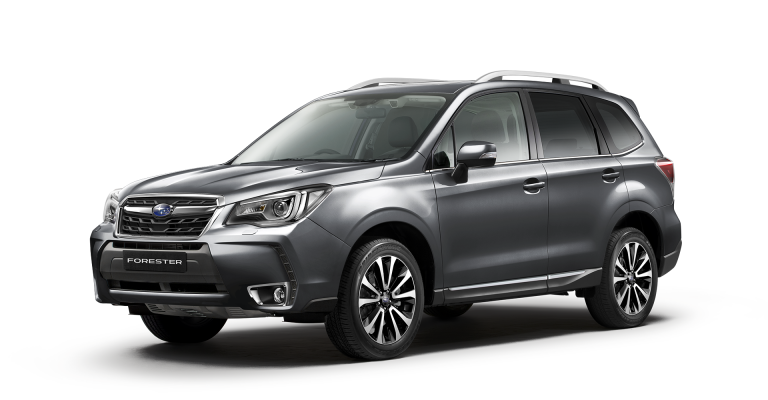 Forester 2.0XT Premium Dark Grey Metallic