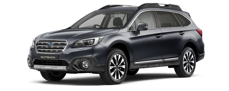 Outback 3.6R Premium Dark Grey Metallic