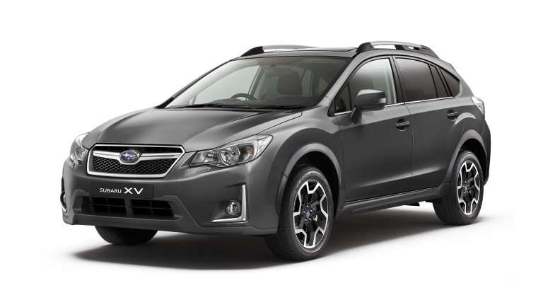 XV Crossover 2.0i S Dark Grey Metallic