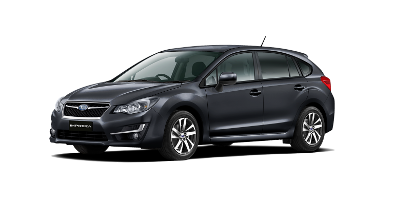 Impreza 2.0i S Edition Dark Grey Metallic