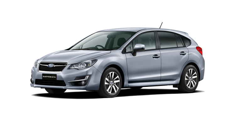 Impreza 2.0i S Edition Ice Silver Metallic