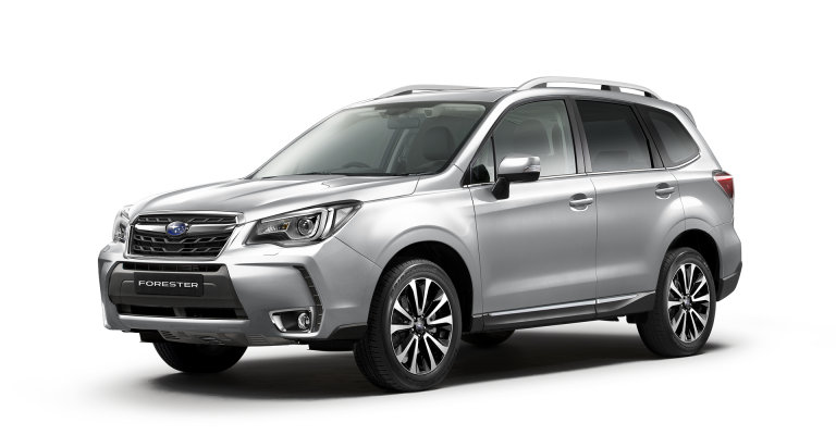 Forester 2.0XT Premium Ice Silver Metallic