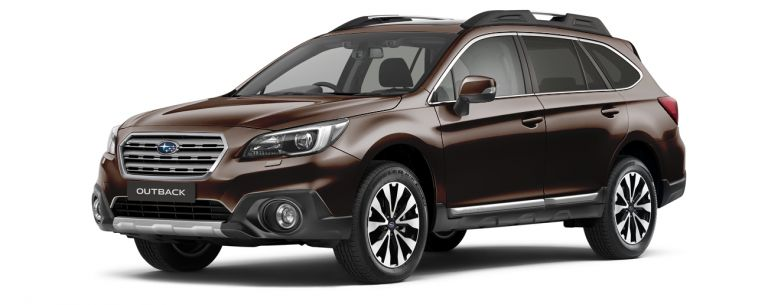 Outback 3.6R Premium Oak Brown Pearl