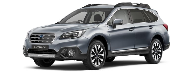 Outback 3.6R Premium Platinum Grey Metallic