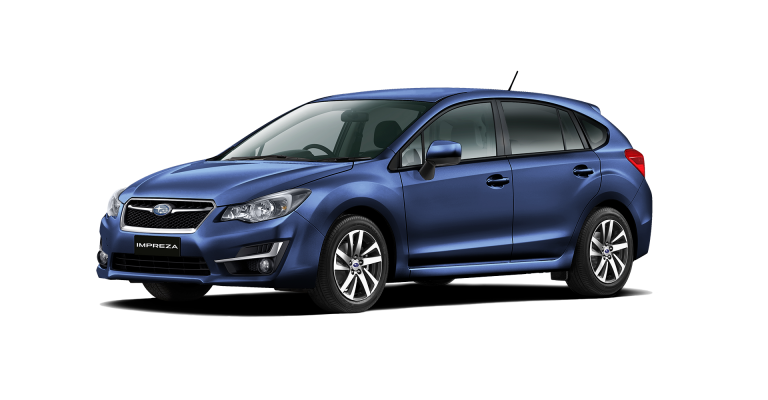 Impreza 2.0i S Edition Quartz Blue Pearl