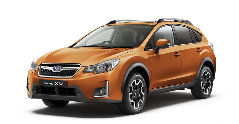 XV Crossover 2.0i S Tangerine Orange Pearl