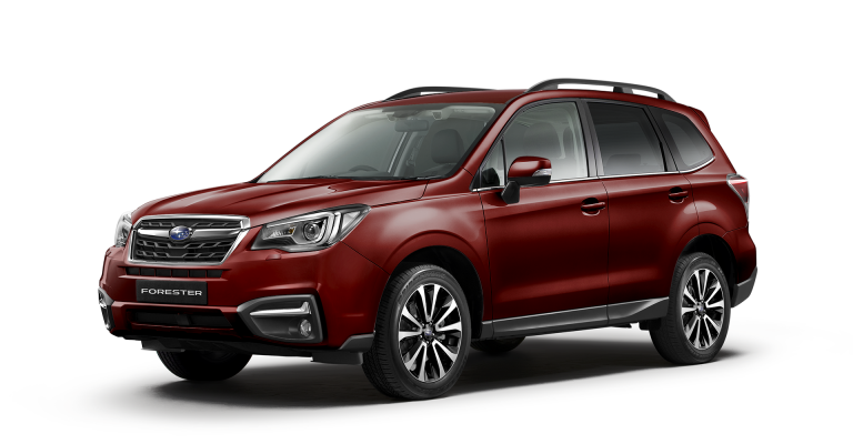 Forester 2.5i Premium Venetian Red Pearl
