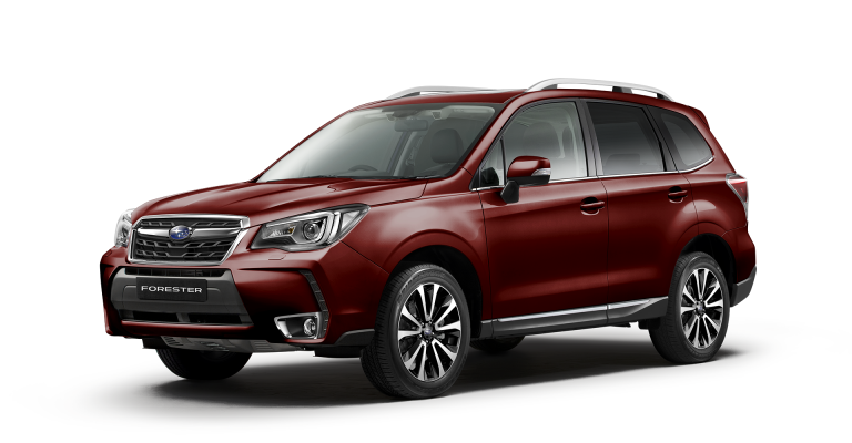 Forester 2.0XT Premium Venetian Red Pearl