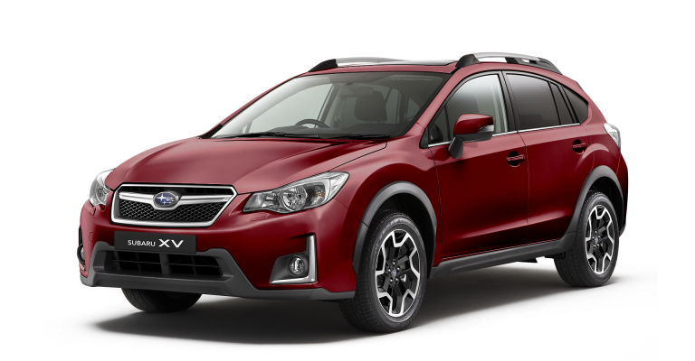 XV Crossover 2.0i S Venetian Red Pearl