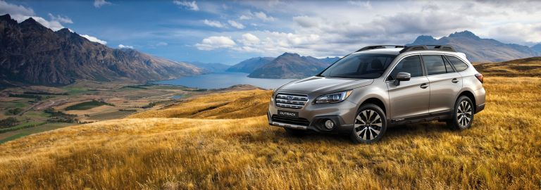 Introducing the All-New Subaru Outback