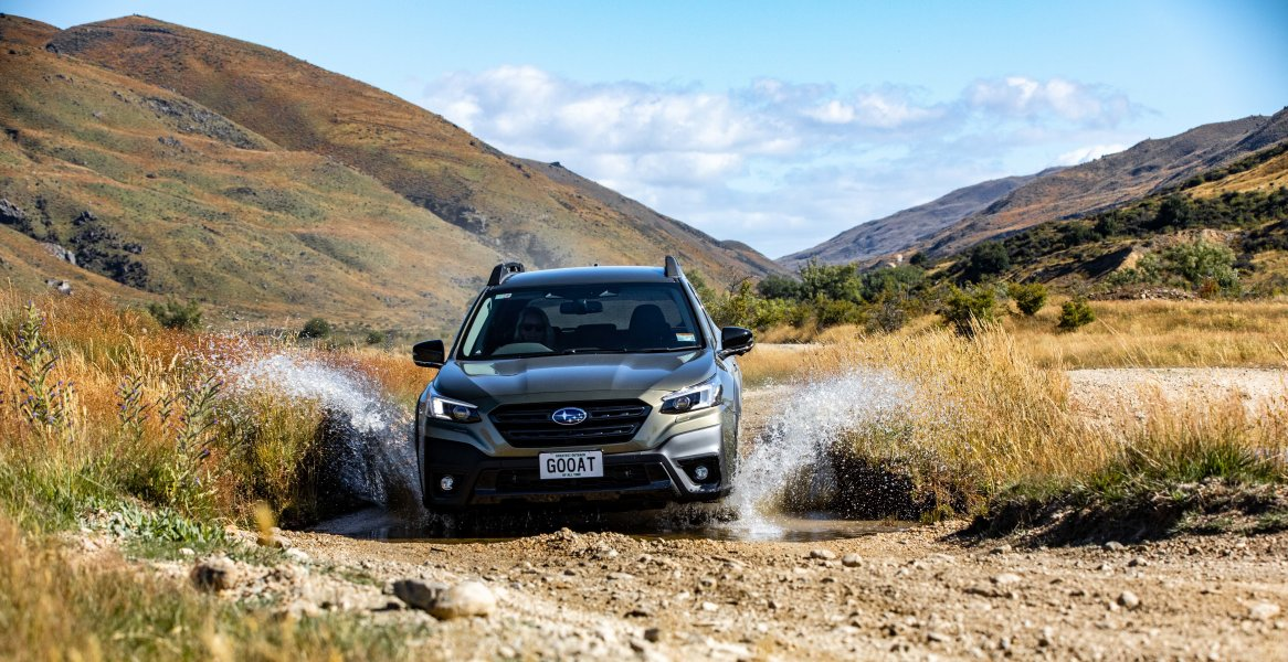 Like all New Zealand Subarus, the 2021 Outback has the brand's All-Wheel Drive engineering prowess.