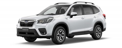 Forester 2.5 Sport 2019 CrystalWhitePearl