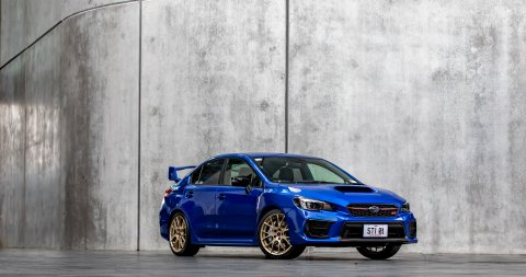 The ultimate limited-edition performance Subaru, the SAIGO WRX STI, has arrived on New Zealand shores.