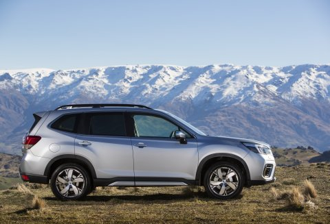 The Subaru Forester was awarded top safety marks in the Japan New Car Assessment Program (JNCAP) assessment.