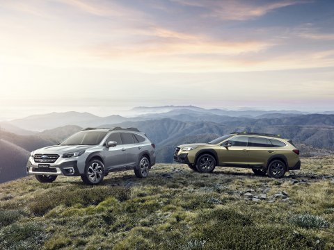 The 2021 Subaru Outback has been revealed, with the all-new version of New Zealand's most popular Subaru appearing in showrooms from February 2021.