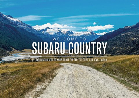 Subaru Country brochure 2018