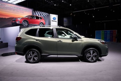 Subaruu0027s Medium Sized SUV, Forester Debuts With A Long List Of New Features,