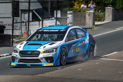 Subaru Isle of Man 2016