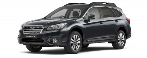 Outback 2.0i Diesel Dark Grey Metallic