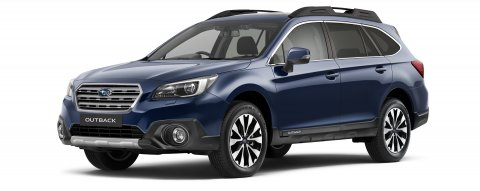 Outback 2.0i Diesel Premium Lapis Blue Pearl