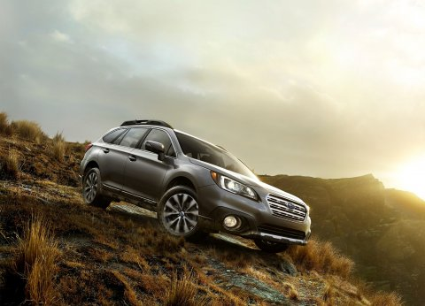 The Subaru Outback.