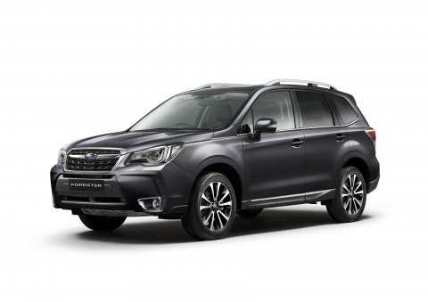 Forester XT Premium MY16