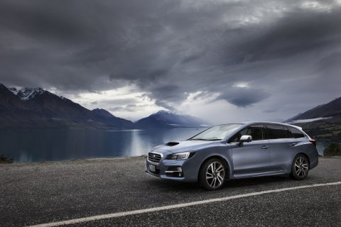 The Subaru Levorg has been chosen as one of 10 finalists for the New Zealand Car of the Year.