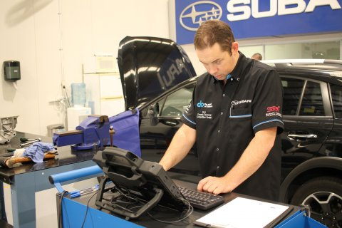 Winger Subaru Pukekohe technician Ryan Grave has qualified for the Subaru World Technical Competition (SWTC) following his strong results at the Oceania Technical Competition, held in Sydney, Australia, on March 15 and 16.