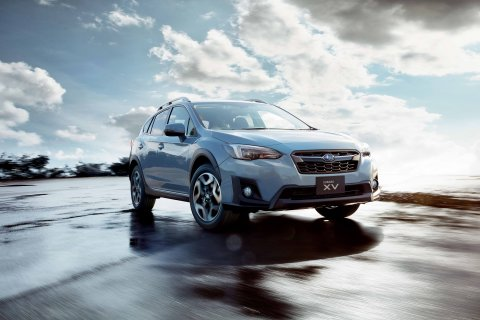 The Subaru XV won the AMI Autocar $30K to $45K class at an awards ceremony last night.