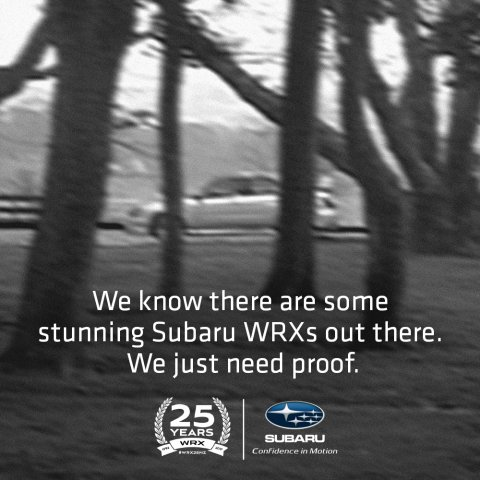 Subaru of New Zealand is searching for the 25 best WRXs in New Zealand.