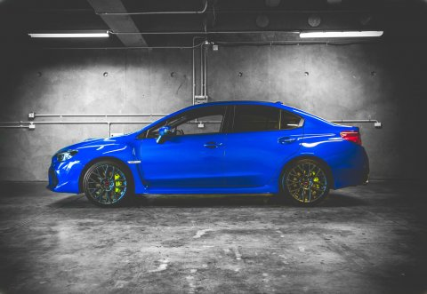 The MY18 Subaru WRX STi