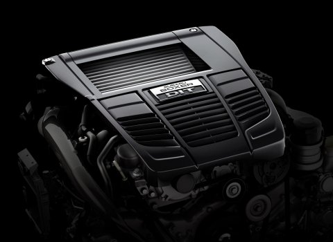 WRX Direct Turbocharged Injection Engine