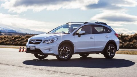 Subaru XV at Highlands ladies day 2015